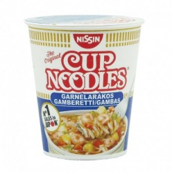 Nissin Cup noodle gambas 67g