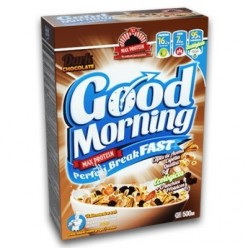 Max Protein Good Morning...