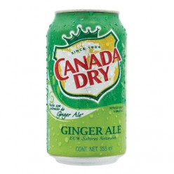 CANADA DRY GINGER ALE -...
