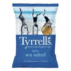 Tyrrells Lightly Sea Salted...