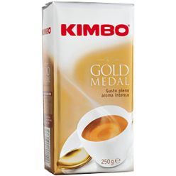 cafe Kimbo gold medal...