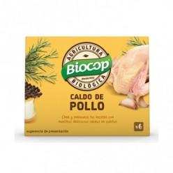 Caldo de Pollo en Cubitos...