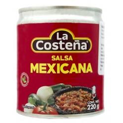 Salsa Mexicana La Costeña 220G