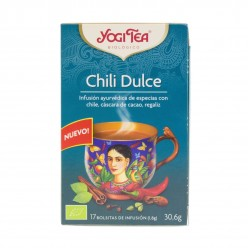 Chili dolce Yogi Tea 30G