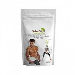 Proteínas veganas...